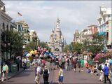 Main Street, U.S.A. (Disneyland Paris)
