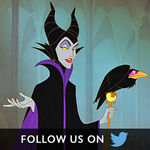 Maleficent-with-bird