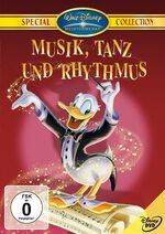 Melody Time 2004 Germany DVD
