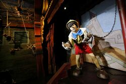 Pinocchio Maze of Madness