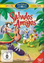 Saludos Amigos 2004 Germany DVD