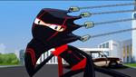 Secret Stache - Ninja 03