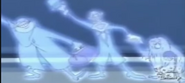 The Hitchhiking Ghosts signature part