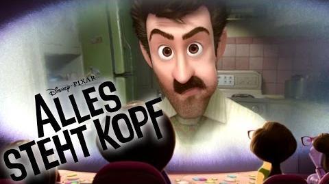 ALLES STEHT KOPF - Typisch Mann - Ab 01.10.2015 im Kino – Disney HD