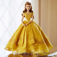 Belle Limited Edition Doll - Live Action Film