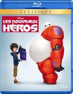 Big Hero 6 Blu-Ray France