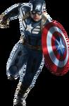 Captain America - Captain America The Winter Soldier (1)