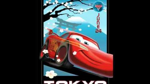Cars 2 - Tokyo Takeout