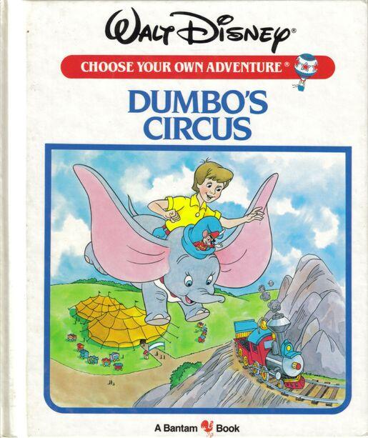 Dumbos Circus CYOA