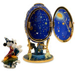 Fantasia Sorcerer Mickey Mouse Egg by Arribas Brothers