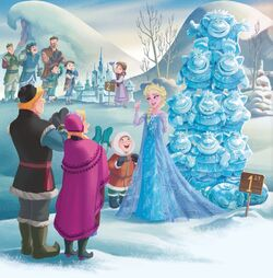 Frozen Spring Fever 5