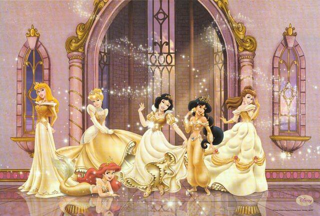 File:Golden disney princess.jpg