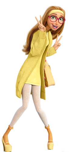"This ""Big Hero 6"" Detail Might Change The Way You See Honey Lemon"