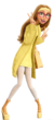 Honey Lemon Render