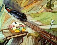 IMG Mickeys Trailer Train