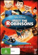 Meet the Robinsons 2007 AUS DVD