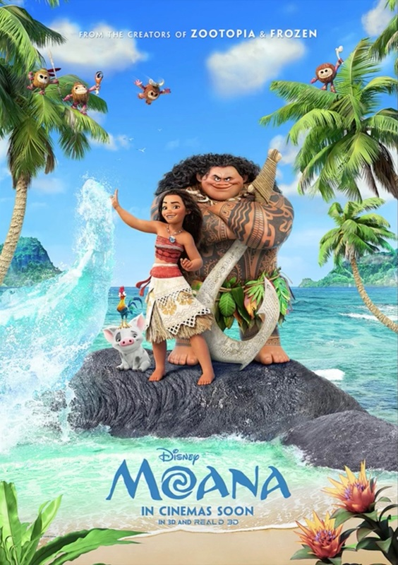 Image result for moana poster