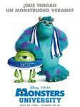 Monsters university spanish