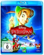 Peter Pan 2012 Germany Blu-Ray