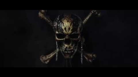 Piratas do Caribe A Vingança de Salazar - Teaser Trailer