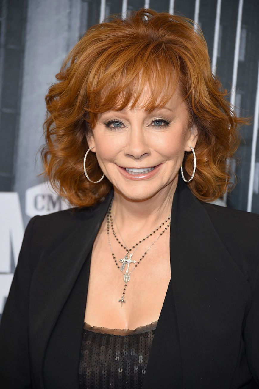 Ass Reba McEntire naked photo 2017