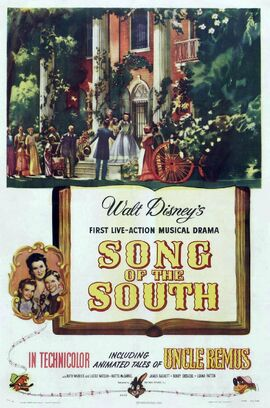 Song of south poster