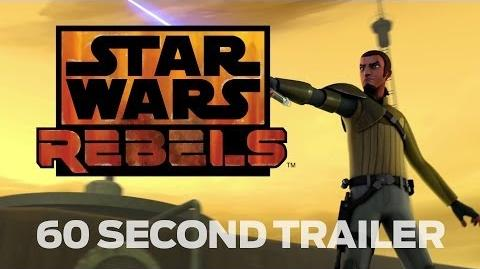 Star Wars Rebels Full Trailer (Official)