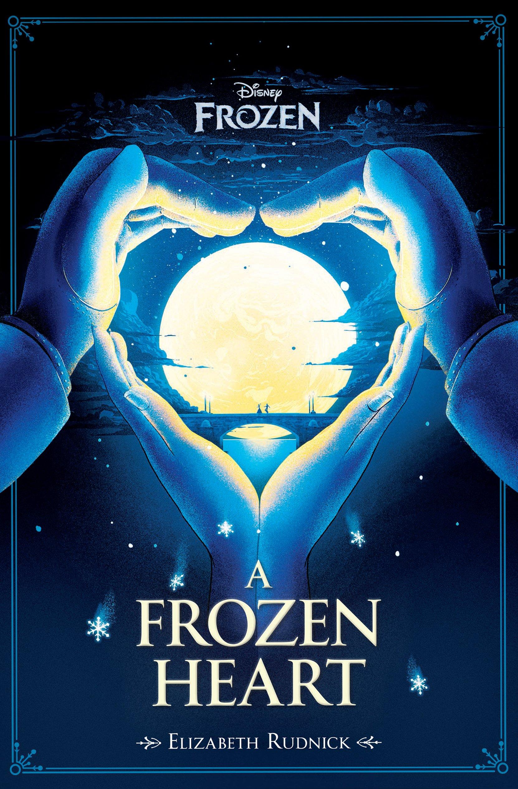 A Frozen Heart   Disney Wiki   FANDOM powered by Wikia