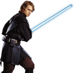 Anakin Episode III Render