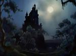 Castillo Reina noche SW