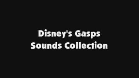 Disney's Gasps Sounds Collection