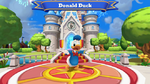 Donald Duck Disney Magic Kingdoms Welcome Screen