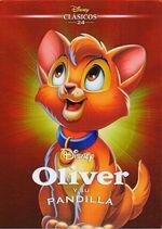 Oliver & Company México DVD
