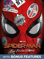 Spiderman Far From Home Amazon Video Bonus