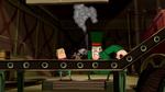 Steampunk arm