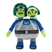 Watson & Crick Plush - Miles from Tomorrowland - 14''