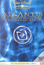 Atlantis the Lost Empire 2002 Germany Deluxe Edition DVD
