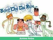 Boys on da run