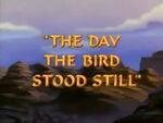 DaytheBirdStoodStill