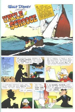 Donald duck 213 the horseradish story 001