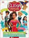 Elena of Avalor The Essential Guide cover