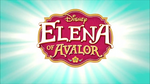 Elena of Avalor Title
