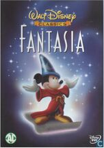 Fantasia 2000 Dutch DVD