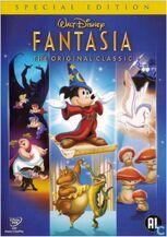 Fantasia 2011 Dutch DVD