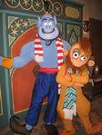 Genie Abu Walt Disney World