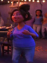 Gloria Rivera dance