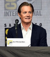 Kyle MacLachlan SDCC