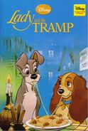 Lady and the tramp disney wonderful world of reading hachette partworks
