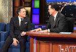 Mark Ruffalo visits Stephen Colbert