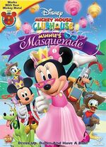 Minnie's Masquerade DVD